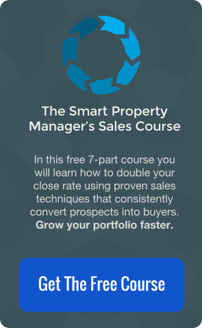 Sales Course for Property Managers